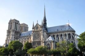 Kasus Penusukan di Gereja Notre-Dame, Macron: Prancis…