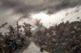 Tiga Kecamatan di Karo Terpapar Debu Vulkanik Gunung…