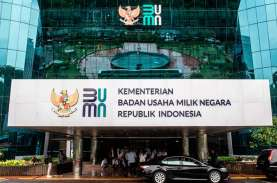 Barisan Mantan Tim Sukses Jokowi di Kursi Komisaris…