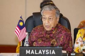 Twitter Blokir Cuitan Mantan PM Malaysia Mahathir…