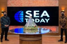 Garap Kanal Berita Sea Today, Anak Usaha Telkom (TLKM)…
