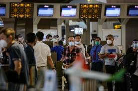 Arus Mudik Libur Panjang, Penumpang Terpadat di Bandara…
