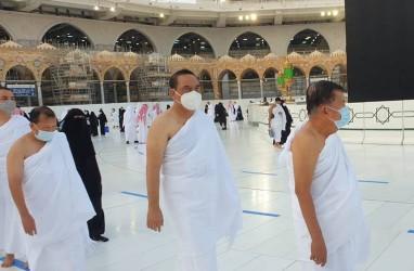 Kabar Baik, Arab Saudi Izinkan Jemaah Umrah Luar Negeri Masuk 1 November 2020