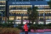 Permintaan Loyo, Robinsons Tutup 4 Toko di Singapura dan Malaysia