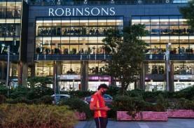 Permintaan Loyo, Robinsons Tutup 4 Toko di Singapura…