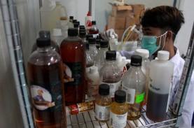Pandemi Covid-19, Produksi Cairan Vape Tumbuh Signifikan