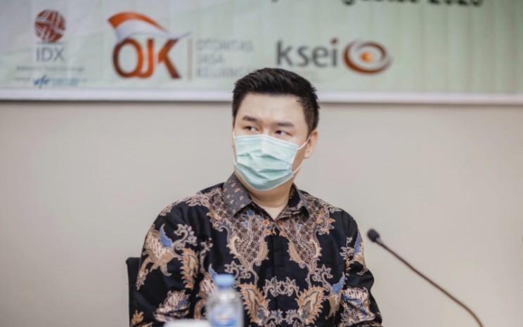 Presiden Direktur PT Mark Dynamics Indonesia Tbk, Ridwan Goh. Istimewa