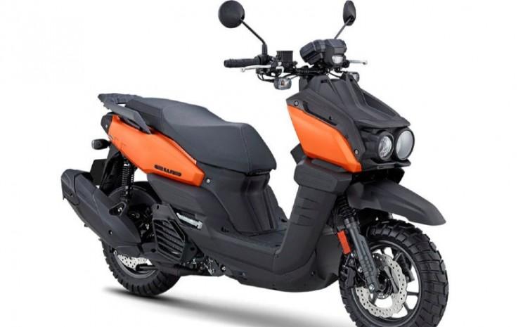 Yamaha BWS 125 punya dimensi panjang x lebar x tinggi: 1.920 mm x 760 mm x 1.150 mm.  - Yamaha
