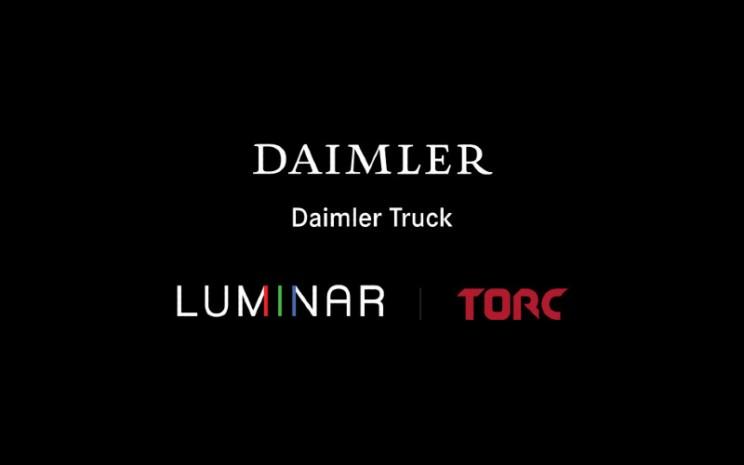 Kemitraan antara Luminar dan Daimler Trucks akan lebih dari sekadar menyediakan solusi teknologi otomotif penting.  - Daimler