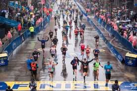 Ini Penyebab Boston Marathon Tahun Depan Batal Digelar