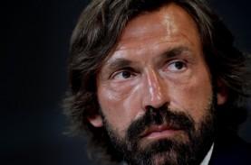 Sudah Enam Laga, Pirlo Jadi Pelatih Terburuk Juventus…