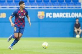 Barcelona Kehilangan Ronald Araujo Sebulan, Cedera…