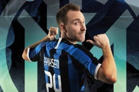 Jarang Main di Inter, Eriksen: Tolong Tanyakan Hal…