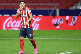 Top Skor La Liga, Suarez Paling Produktif, Portu Paling…