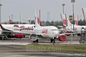 Libur Panjang, Volume Bagasi Penumpang Pesawat Tembus…