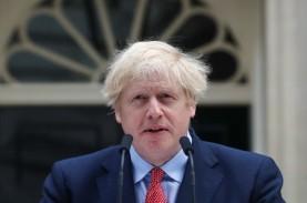 PM Inggris Boris Johnson Pertimbangkan Lockdown Nasional…