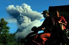 Waspada Bahaya Lahar! Status Gunung Sinabung Masih Siaga