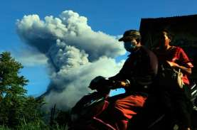 Waspada Bahaya Lahar! Status Gunung Sinabung Masih…