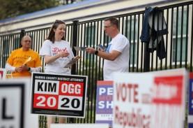 Pilpres AS 2020: Pemilik Bisnis Antisipasi Kericuhan…