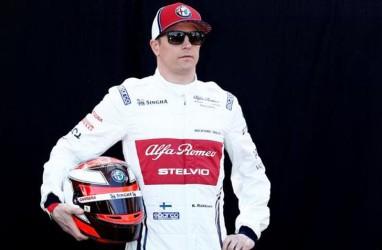 F1 : 2021, Pebalap Veteran Kimi Raikkonen Tetap Perkuat Alfa Romeo