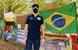 F1 : Begini Cara Pierre Gasly Hormati Mendiang Ayrton Senna
