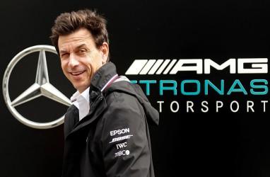 Wolff, Bos Tim F1 Mercedes, Siap Serahkan Kepemimpinan