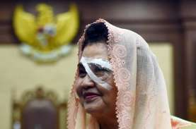 Bebas dari Penjara, Eks Menkes Siti Fadillah Istirahat…