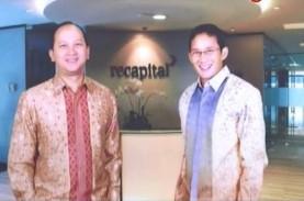 Satu per Satu Perusahaan Milik Sandiaga Uno & Rosan…