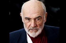 Sean Connery, Pemeran James Bond Meninggal di Usia…