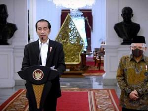 Presiden Joko Widodo Kecam Pernyataan Presiden Prancis Emmanuel Macron Yang Telah Melukai Perasaan Umat Islam