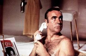 Sean Connery Meninggal, Aktor Pertama dan 7 Kali Perankan…