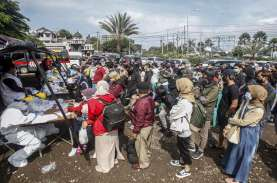 Nah Lho, Puluhan Wisatawan di Sukabumi Dinyatakan…