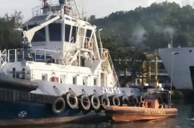 Pencarian Penumpang Kapal KMP Nusa Jaya di Selat Sunda…