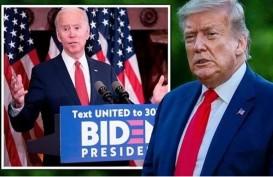 Jelang Pilpres AS, Polling Tunjukkan Joe Biden Lebih Unggul dari Trump