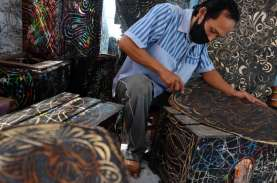 Celah Peluang Pabrikan Kayu di Tengah Perang Dagang…
