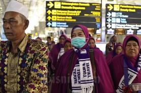 Penerbangan Umrah Pertama, Hanya Bisa Gunakan Saudi…