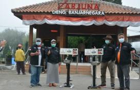 Komunitas Honda BR-V Donasikan Wastafel di Kawasan Wisata Dieng