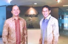 Perusahaan Banyak Tutup, Sandi Uno-Rosan P. Roeslani Masih Berpartner?