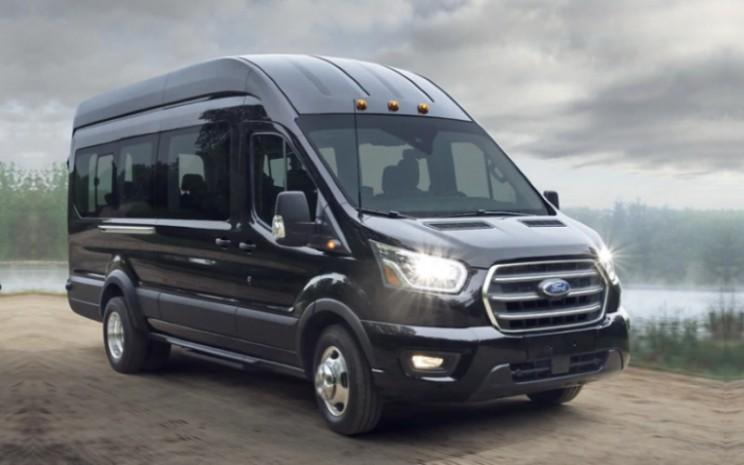 Ford Transit Connect elektrik sangat cocok untuk peningkatan permintaan kendaraan pengiriman rumah ramah lingkungan yang diantisipasi oleh Wall Street dan banyak lainnya.  - Ford