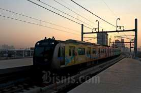Sempat Terganggu Mati Listrik, MRT Telah Kembali Beroperasi…