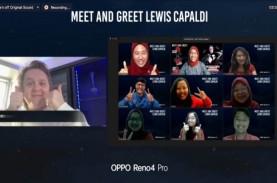 Musisi asal Skotlandia Lewis Capaldi Meet and Great…