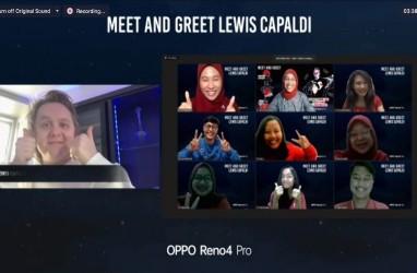 Musisi asal Skotlandia Lewis Capaldi Meet and Great dengan Fans Indonesia