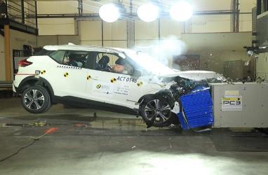 Aman! Nissan Kicks Raih Bintang 5 Asean NCAP