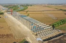 Pembangunan Tol Semarang Demak, Begini Perkembangannya
