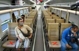 LIBUR PANJANG : Moda KA dan Udara Naik, Bus Stagnan