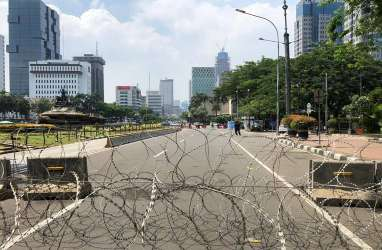 Polri Sebut Ada Dua Demo Besar di Jakarta Hari Ini, Catat Lokasinya