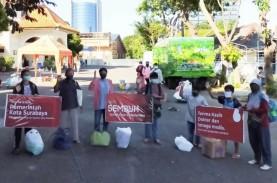 Gencarkan Prokes, Surabaya Perluas Kelurahan Nol Kasus…