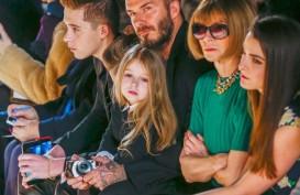 Kisah Keluarga David Beckham Bakal Tayang di Netflix