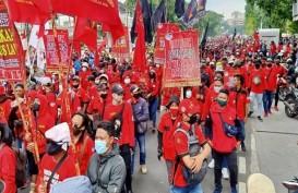 Buruh Kembali Gelar Demo di Kawasan Istana, Ini Agenda Jokowi