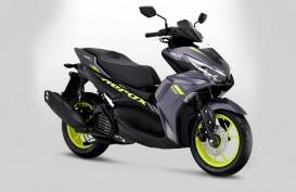 Bertabur Fitur Baru, Yamaha Aerox Teranyar Dibanderol Harga Rp25,5 Juta